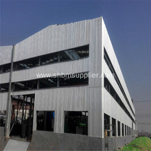 ECO-Friendly Sound-Insulating MgO Aluminium Foil Roof Sheets