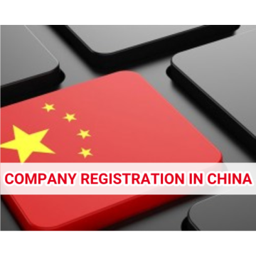 Registration of Company in China