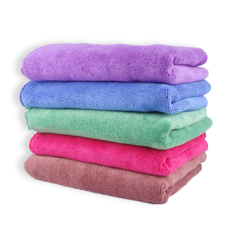 Plain Car Cleaning Towels