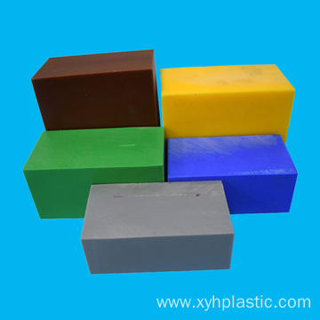 Colorful POM Polyacetal Plastic Flat Sheets