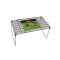 S/S bbq roasting cabinet drying grill rack