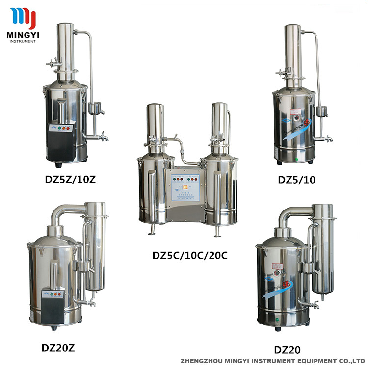 energy efficient water distiller