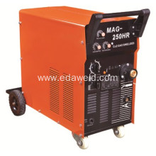 Top for 380V Inverter MIG Welding Machine Single-phase Direct Current(DC) MAG250 Mig Welder supply to Egypt Manufacturer