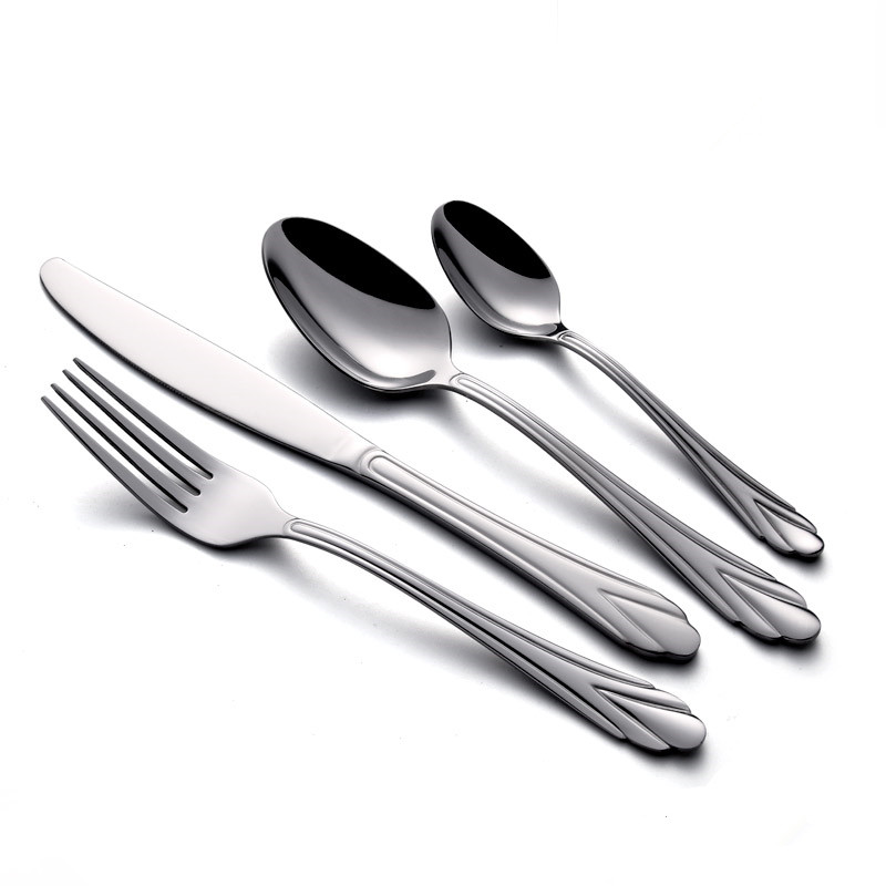 Stainless Steel Flatware By Oneida