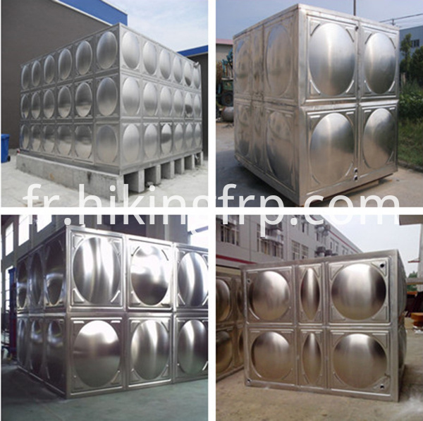 No Leakage Stainless Steel Tank