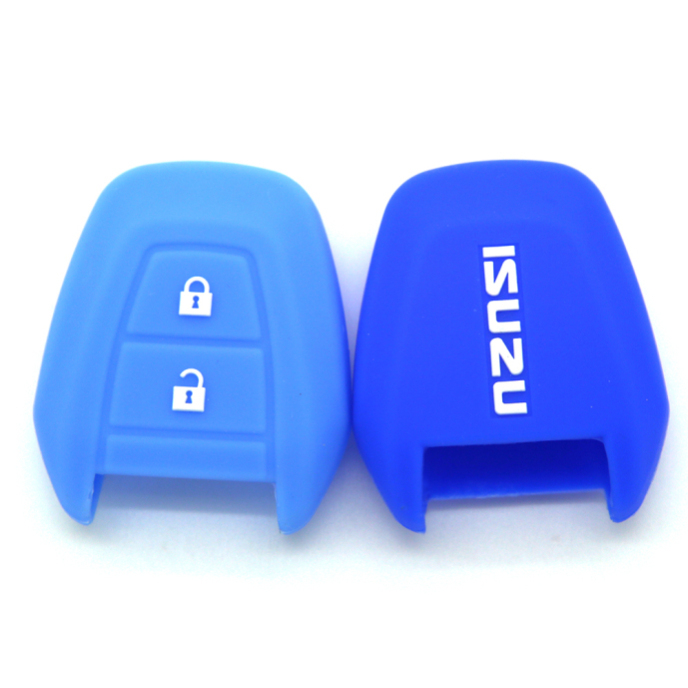 Silicone Car key cover Suzuki