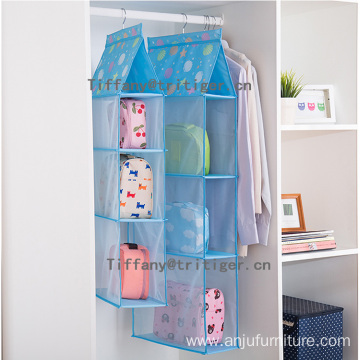 Hanging Fabric wall pocket Hanging Fabric Wall Storage Bag
