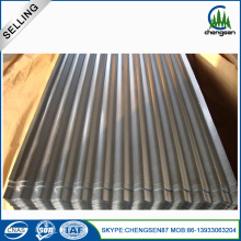 Factory Outlets for Galvanized Roofing Sheet Galvanized corrugated steel wave sheets price export to France Metropolitan Manufacturer