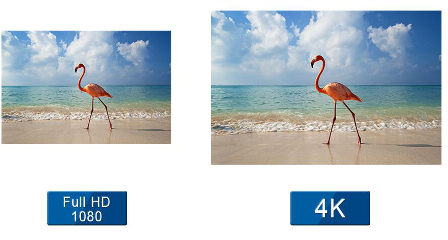 UHD Indoor led video display screen 4K