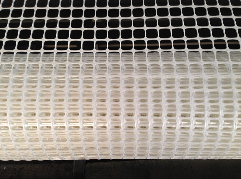 Extruded PP Biaxial Geogrid