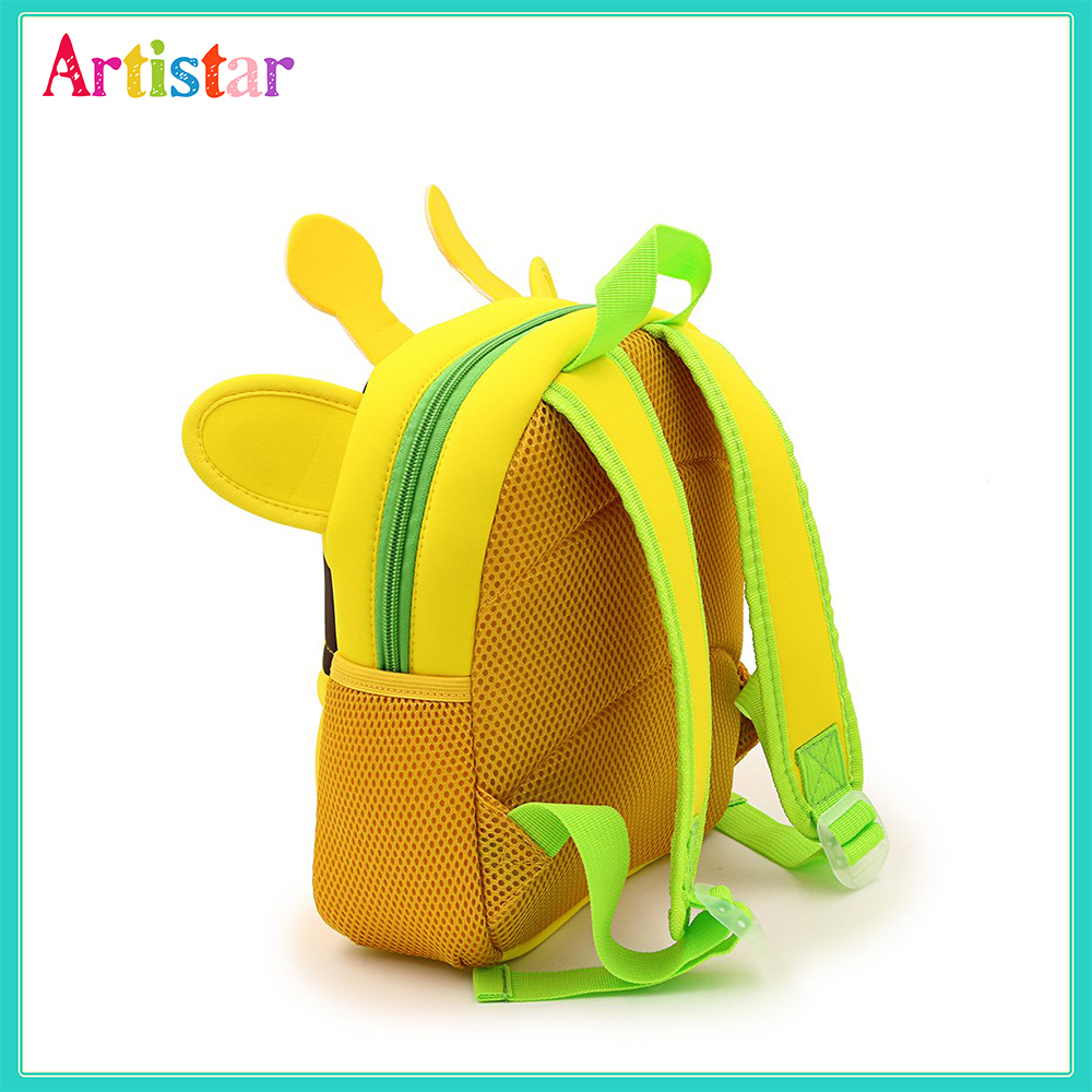 Cartoon Modelling Backpack 03 3