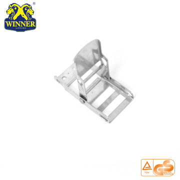 2 Inch Zinc Heavy Duty Stainless Overcenter Buckle
