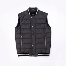 Fall Winter Men`s padding vest