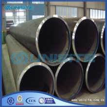 OEM for Dredger Structural Pipe Industrial black steel pipe supply to Zambia Manufacturer