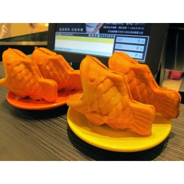 Commercial electric digital taiyaki machine NP-142