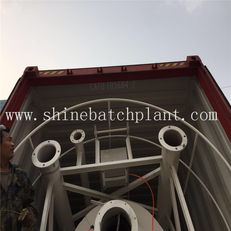 25 Mobile Concrete Mixer Plant