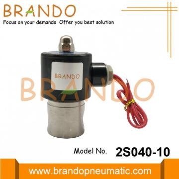 2S040-10 G3/8'' Direct Acting Stainless Steel Solenoid Valve