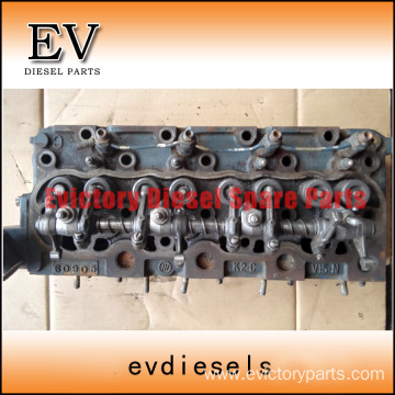 F2503 cylinder head block crankshaft connecting rod