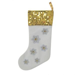 Sequin Christmas stocking with new Mermaid themed