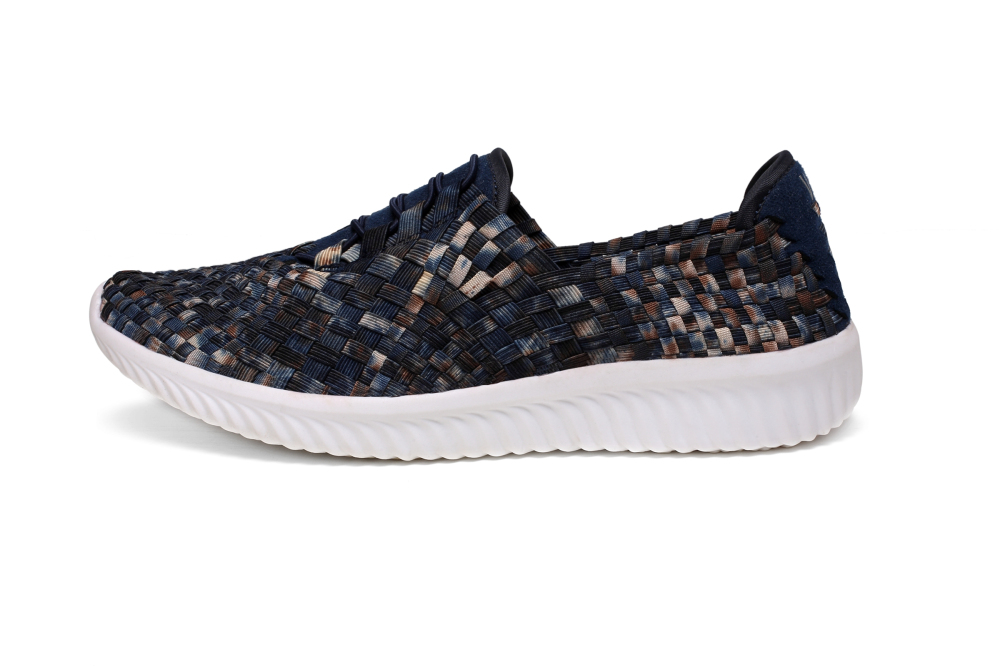 Woven Fashion Sneakers