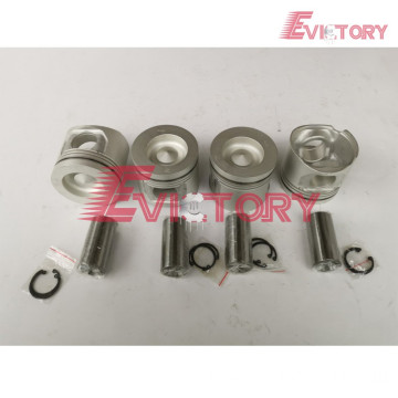 CATERPILLAR excavator engine S4K piston kit