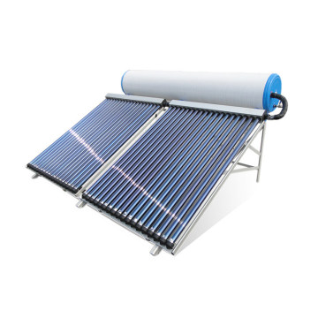 Split High Pressure Heat Pipe Solar Water Heater