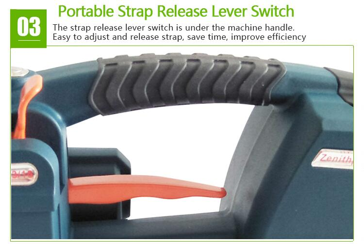Hand Portable Strapping Machine