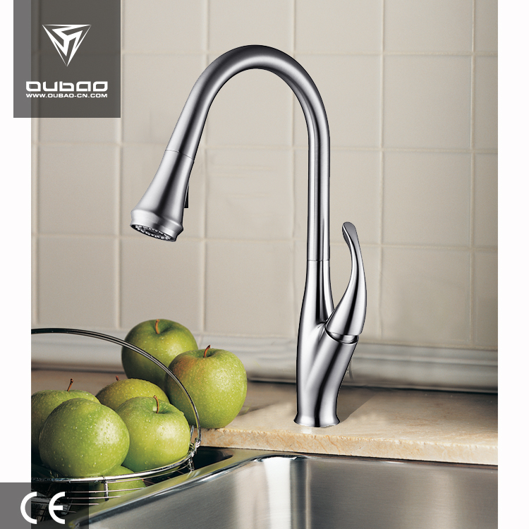 Single Handle Sink Water Tap Kitchen Mixer Faucet