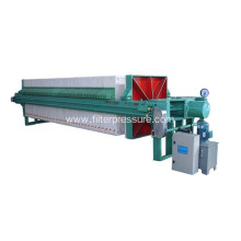 Automatic Cast Iron Filter Press For Chemical Industry