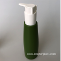 180ml PETG cone bottle with lotion pump