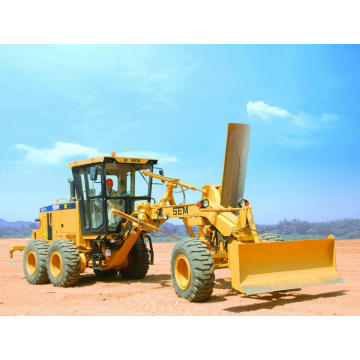 210HP SEM921 mini motor grader with rear ripper