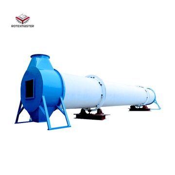 Europe Pellet Plant Biomass Rotary Dryer
