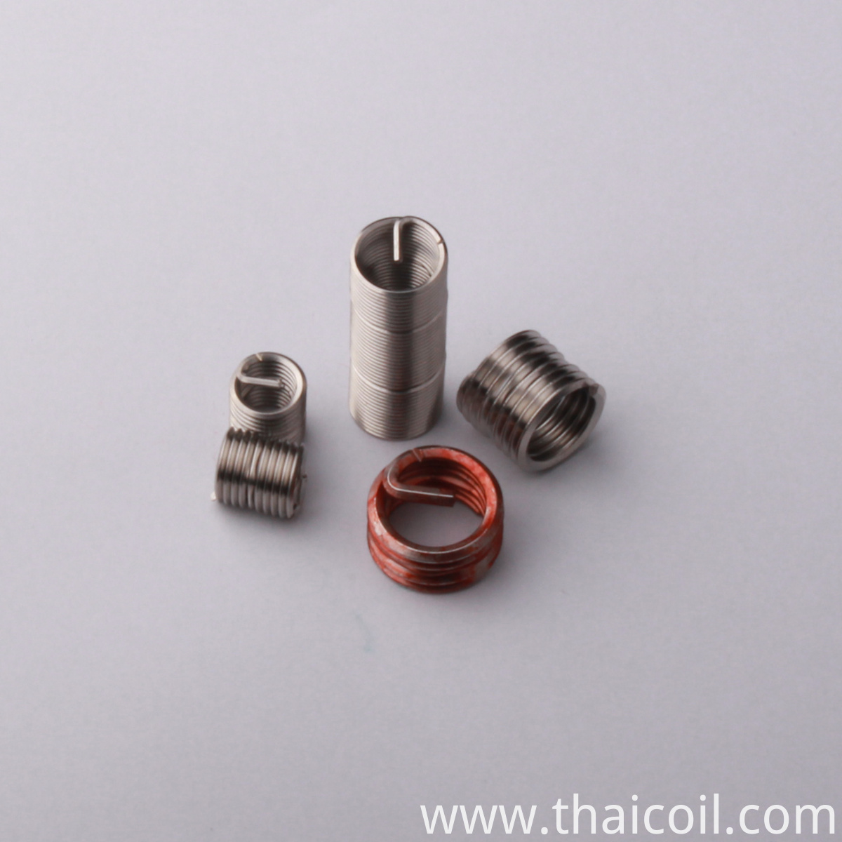 Wire Thread Insert for Repairing