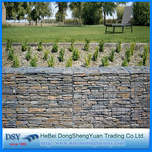 3*1*0.5m Welded Gabion Retaining Wall