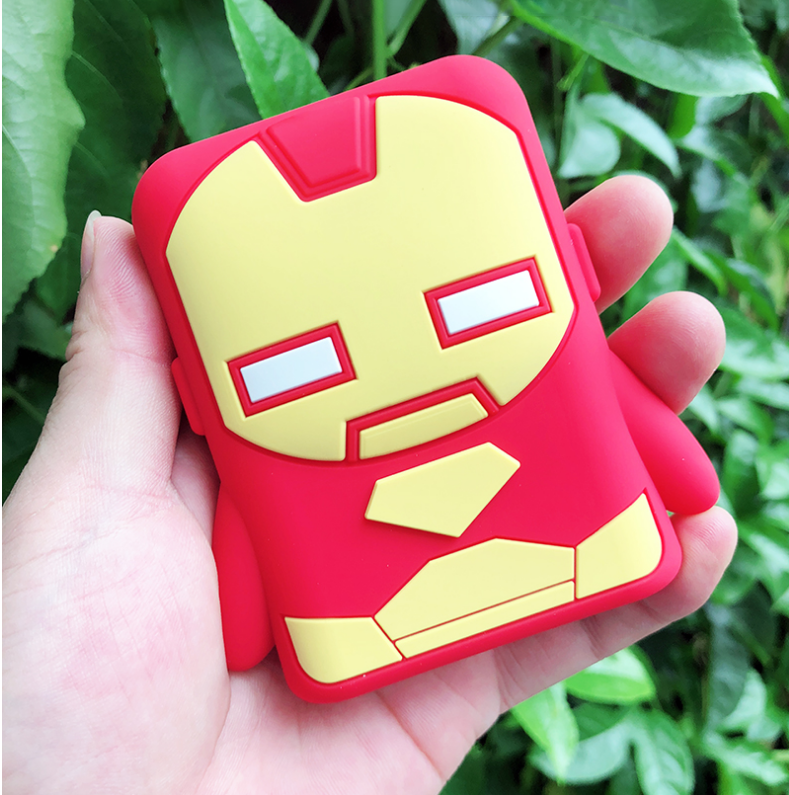 Silicone Soft Powerbank Case