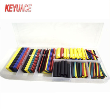 Colorful Heat Shrink Tube wiht box