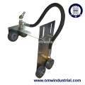 "Articulated Surface Cleaner 8"",  12"" with Wheels"