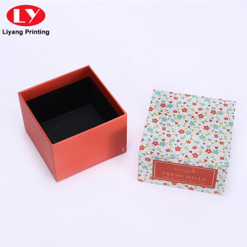 Ang Wholesale Custom Printing Candle Box Holder