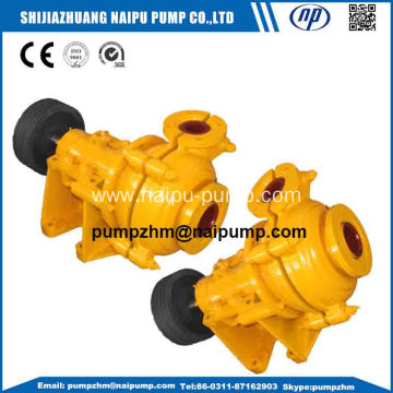 Centrifugal slurry pump AH type