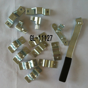 China New Product for Latch Cam Door Lock Top Quality Mild Steel Door Lock System supply to Chile Suppliers