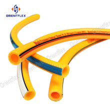 Non-twist 3 layers pvc high pressure hose/pipe