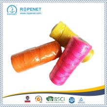 China for  3 Strand Twisted PP Twine Colorful PP Fishing Twine export to Luxembourg Factory