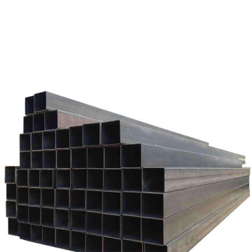 Black Square Erw Steel Pipe Weight