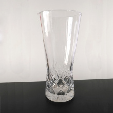 Wholesale Usual Cear Glass Vase For Flower