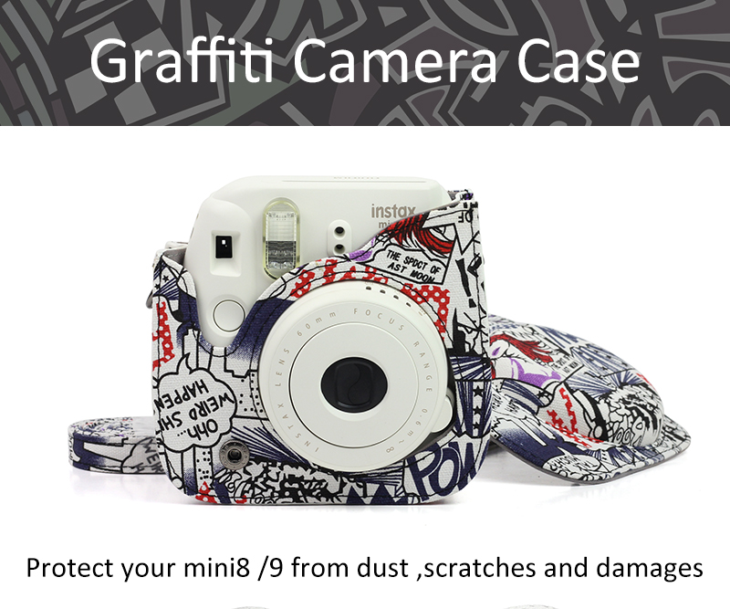 Cartoon Camera Bag