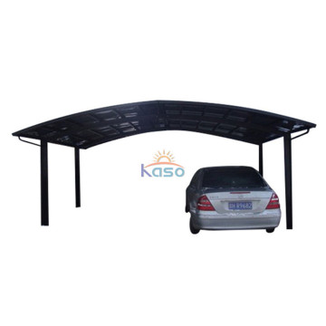 Design Aluminum Carports With Polycarbonate Sheet Roof