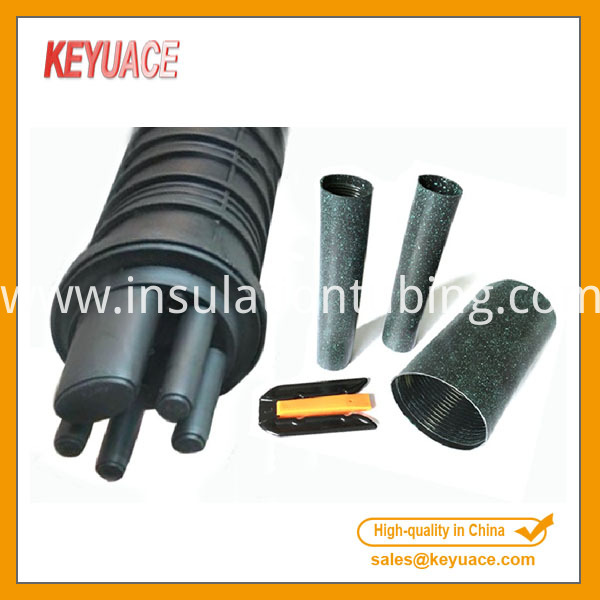 Optical Fiber Splice Closure Sealing Heat Shrink Tube1