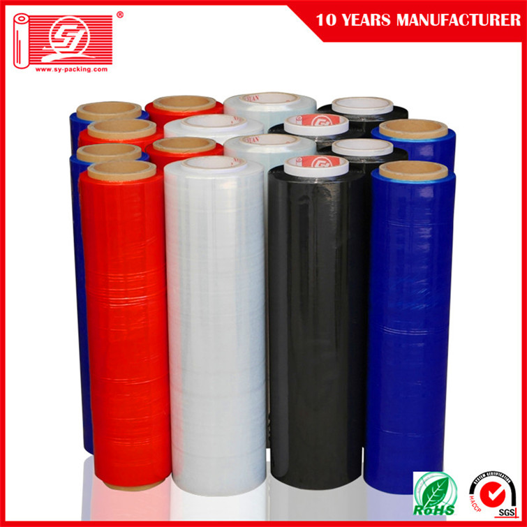 Hand Stretch Film Many Color for Selection