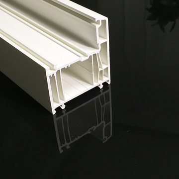 Plastic uPVC Profiles For uPVC Front Door