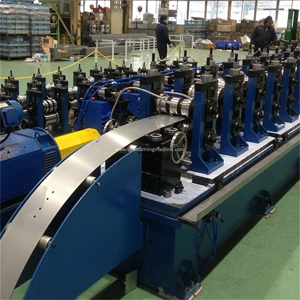 Automobile Car Anticollision Beam Profile Forming Equipment